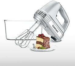 Cuisinart HM-90BCSA 9 Speed Hand Mixer, Silver