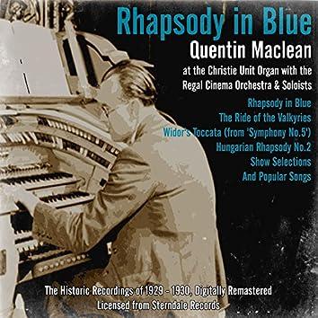 Quentin Maclean - Rhapsody in Blue