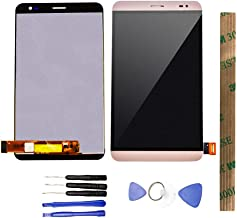 JayTong LCD Display & Replacement Touch Screen Digitizer Assembly with Free Tools for Huawei Honor X2 MediaPad X2 GEM-703L GEM-703LT GEM-702L Gold