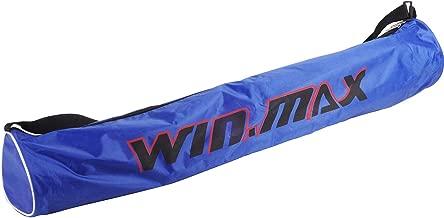 Winmax Unisex Adult WMY51975 Foldable Badminton Net Set - Multi Color, 150h x 410w