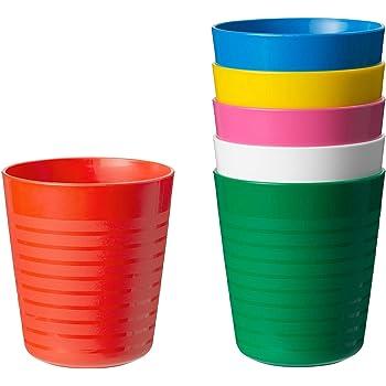 Ikea Kalas Mug Multicolour, Pack of 6