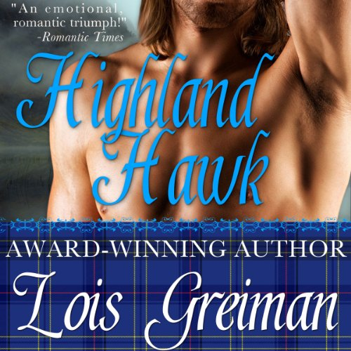 Highland Hawk audiobook cover art