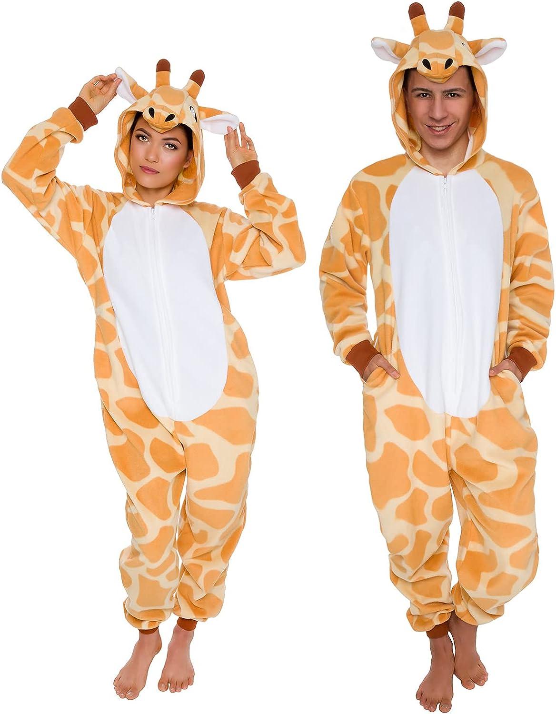 16. Adult One Piece Cosplay Giraffe Costume