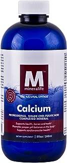 Liquid Ionic Calcium (8 Oz - 96 Day Supply)