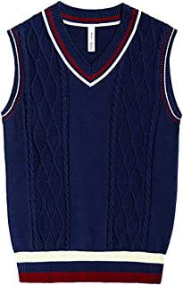 youth sweater vest