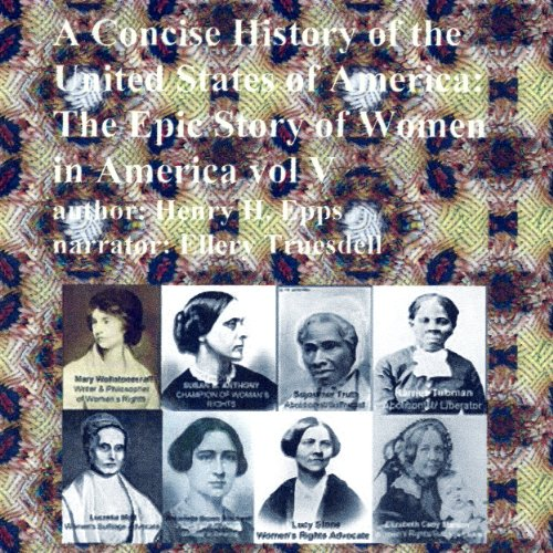A Concise History of the United States of America, Vol. V audiobook cover art