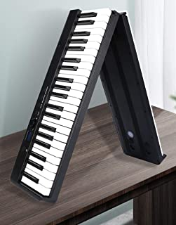 MAGICON 88 Key Foldable Electronic solid Piano can be folded