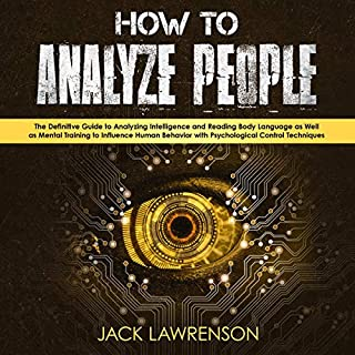 How to Analyze People cover art