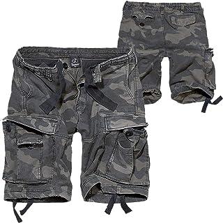 Brandit mens Brandit Vintage Shorts Cargo Shorts