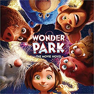 Wonder Park: The Movie Novel audiobook cover art