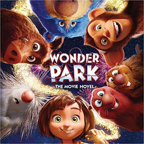 Wonder Park: The Movie Novel cover art