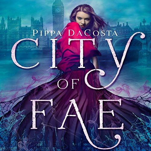City of Fae audiobook cover art