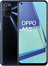 "OPPO A52 Smartphone, 192 g, Display 6.5"" FHD + LCD, 4 Fotocamere 12 MP, RAM 4 GB + ROM 64 GB Espandibile, Batteria 5000 mA..."