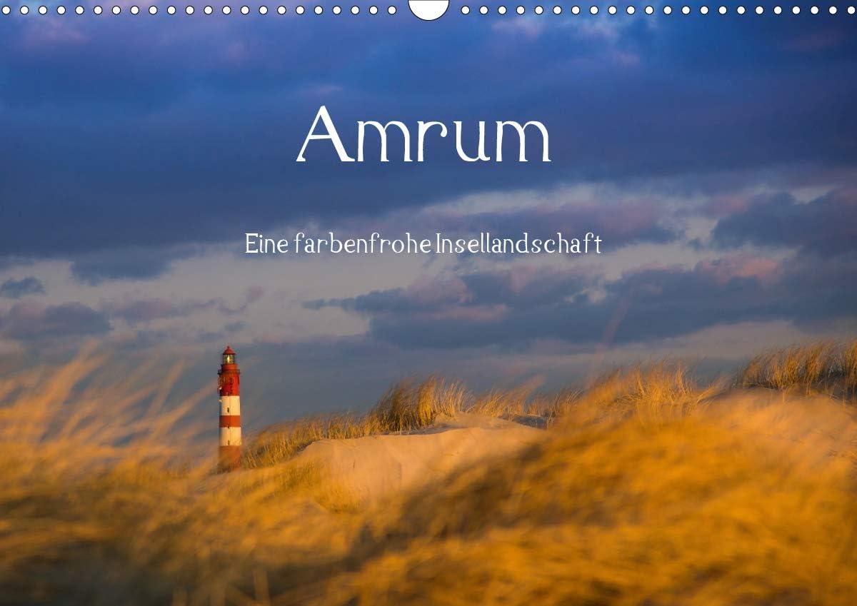 Amrum Minneapolis Mall - Eine farbenfrohe In a popularity Insellandschaft Wandkalender DIN 2021