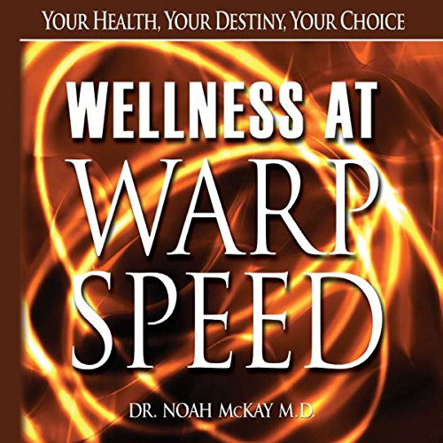 Wellness at Warp Speed audiobook cover art