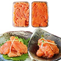 北海道 海鮮 魚卵 食べ比べ たらこ 明太子 2種 計1kg 鱈子 めんたいこ 北国からの贈り物