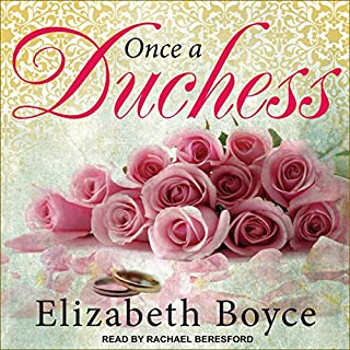 Once a Duchess audiobook cover art