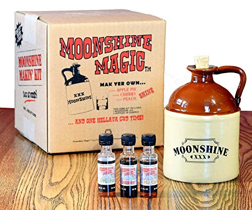 Moonshine Magic - Complete Moonshine Making Kit