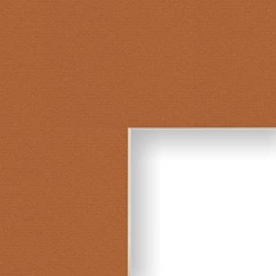 Amazon Com 20x30 Mat For Picture Frame White With Cream