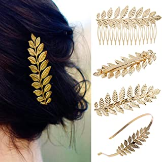 Best grecian wedding hair accessories Reviews