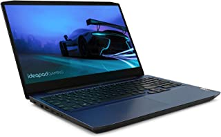 Lenovo IdeaPad Gaming 3i, Intel Core i5 10300H, 4GB NVIDIA GeForce GTX 1650 Ti, 8GB RAM, 256GB SSD, 15.6 Inch FHD 60Hz Scr...