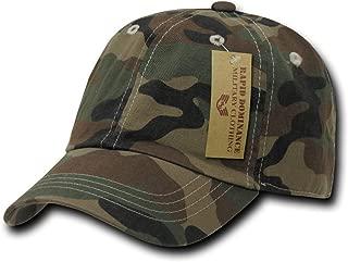Camo Polo Caps