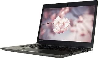 Toshiba Satellite Portege Z30-B 13.3in Laptop, Core i7-5600U-2.6GHz, 16GB RAM, 256GB Solid State Drive, Win10P64, CAM (Renewed)