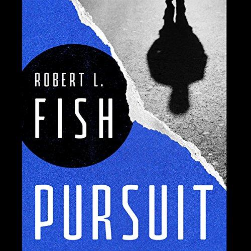 Pursuit audiobook cover art