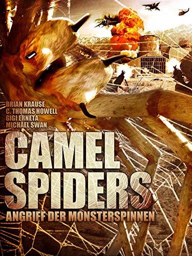 Camel Spiders - Angriff der Monsterspinnen [dt./OV]