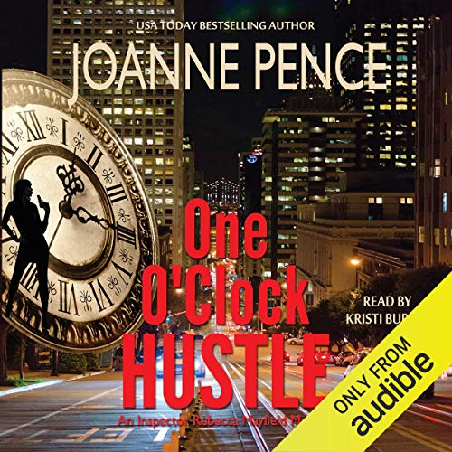 One O'Clock Hustle Audiobook By Joanne Pence cover art