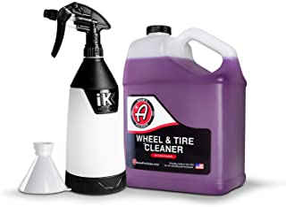 Adam's x iK Multi TR1 35oz Sprayer & Wheel & Tire Cleaner Gallon Combo