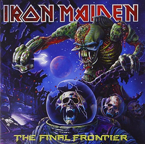 The Final Frontier by Iron Maiden (2010-10-21)