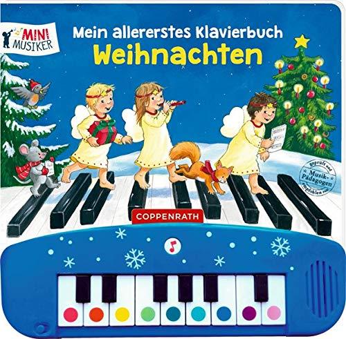 Mein allererstes Klavierbuch: Weihnachten (Mini-Musiker)