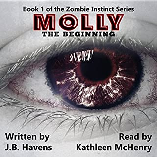 Molly: The Beginning audiobook cover art