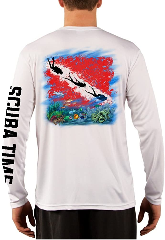 GAMEFISH USA Special Campaign Men's UPF 50 Microfiber Long Moisture Wickin Max 77% OFF Sleeve