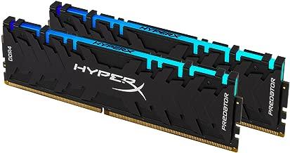 HyperX Predator RGB High Performance - 16GB 3600MHz DDR4 CL17 (8GB x 2) (HX436C17PB4AK2/16)