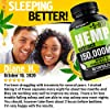 Premium Hemp Oil Capsules for Discomfort Recovery with Omega 3, 6, 9 - Stress, Anxiety, Immunity Support - Natural Hemp Extract Capsules with Calming & Relaxing Effect - 120 Hemp Pills Total #5