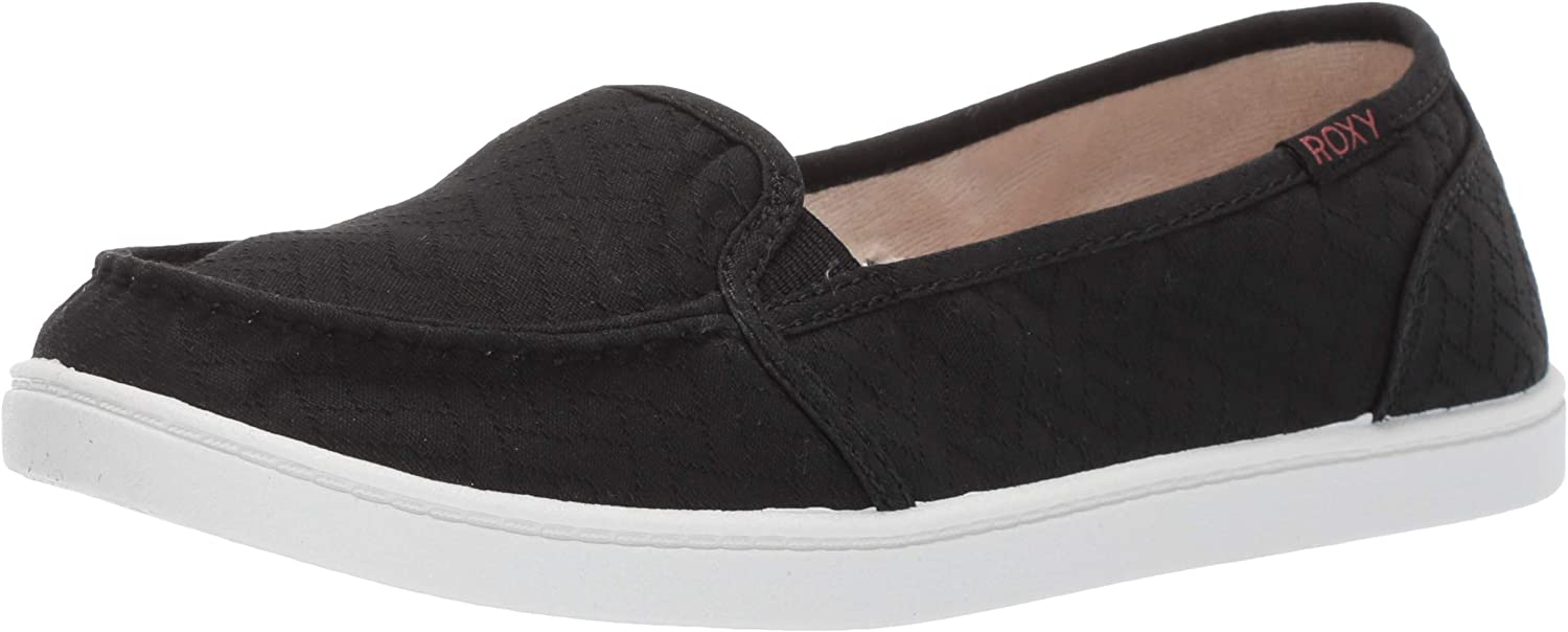 Roxy Women's Max 66% OFF Minnow On Ranking integrated 1st place Slip Sneaker