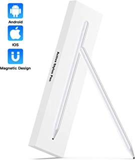 Stylus Pens for Touch Screens Magnetic Design Universal Tablet Stylus High Sensitivity for Drawing and Handwriting (for iOS/Android Tablets and Cellphones )