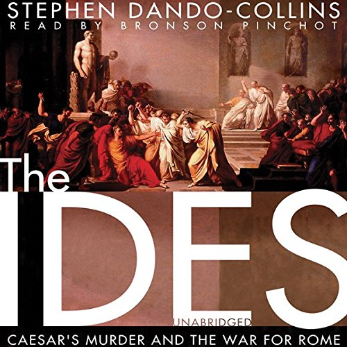 The Ides audiobook cover art