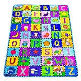 teytoy Baby Play Mat, Playmat Baby Crawling Mat for Floor Baby Mat Large