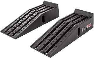 Black Widow PSR295 Set of Two Plastic Car Service Ramps