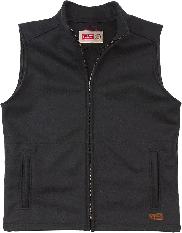 Stormy Kromer The Ironwood Vest - Men's Winter Zip Vest