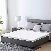 WIDELUCK 3-Inch Memory Foam Mattress Topper , Pressure-Relieving Bed Topper, Memory Foam Mattress Pad ,Full Size