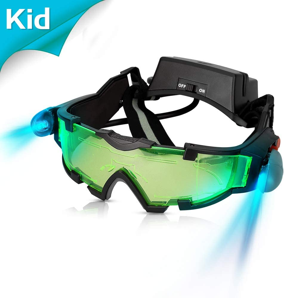 AGM Kids Night Vision Limited time for free Japan's largest assortment shipping Goggles Mission Spy Gear Adjustable