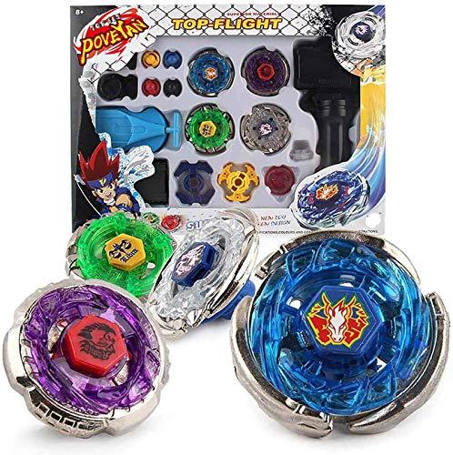 OBEST NIU gevechtscirkel 4D Gyro set Launcher voor kinderen speelgoed