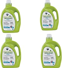 GreenShield Organic USDA Certified Organic Baby Laundry Detergent 100 Ounce