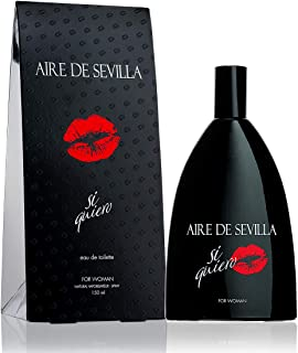 Si Quiero Aire de Sevilla - Agua de Tocador para Mujer 150 ml