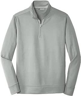 Performance Fleece 1/4-Zip Pullover Sweatshirt Sizes XS-4XL