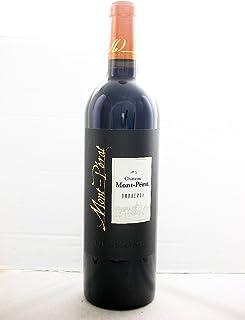 シャトー・モン・ペラ 赤【Chateau Mont Perat Rouge】【フランス・ボルドー地方・コート ド ボルドー・赤ワイン・辛口・フルボディ・750ml】